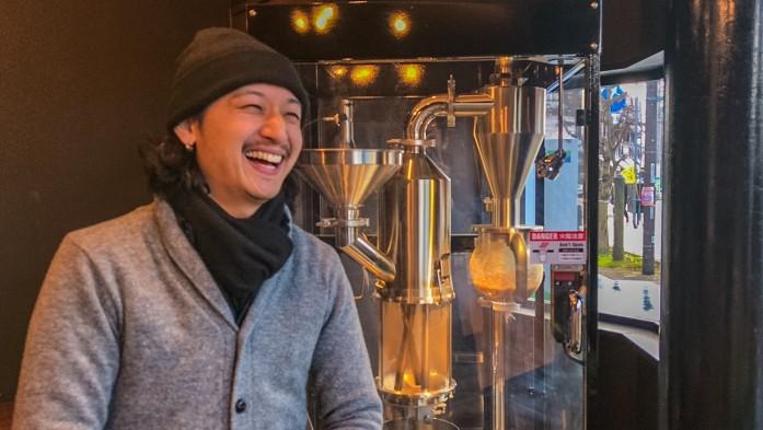 KARUIZAWA COFFEE COMPANY 代表 板倉氏