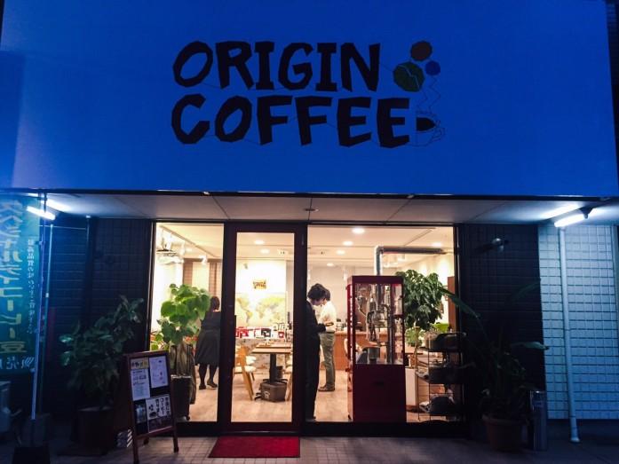 ORIGINCOFFEE 看板